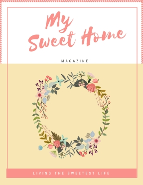 My Sweet Home Design Magazine(1)